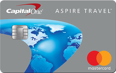Learn more about Aspire Travel™ Platinum MasterCard®